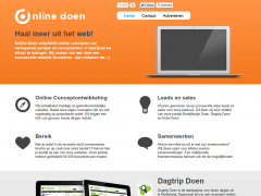 Online Doen