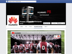 Huawei Ajax Cover